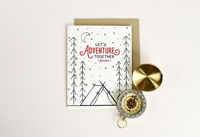 Letterpress Greeting Cards
