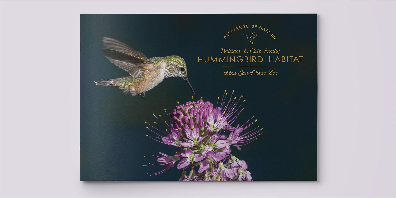 San Diego Zoo Global Hummingbird Appeal