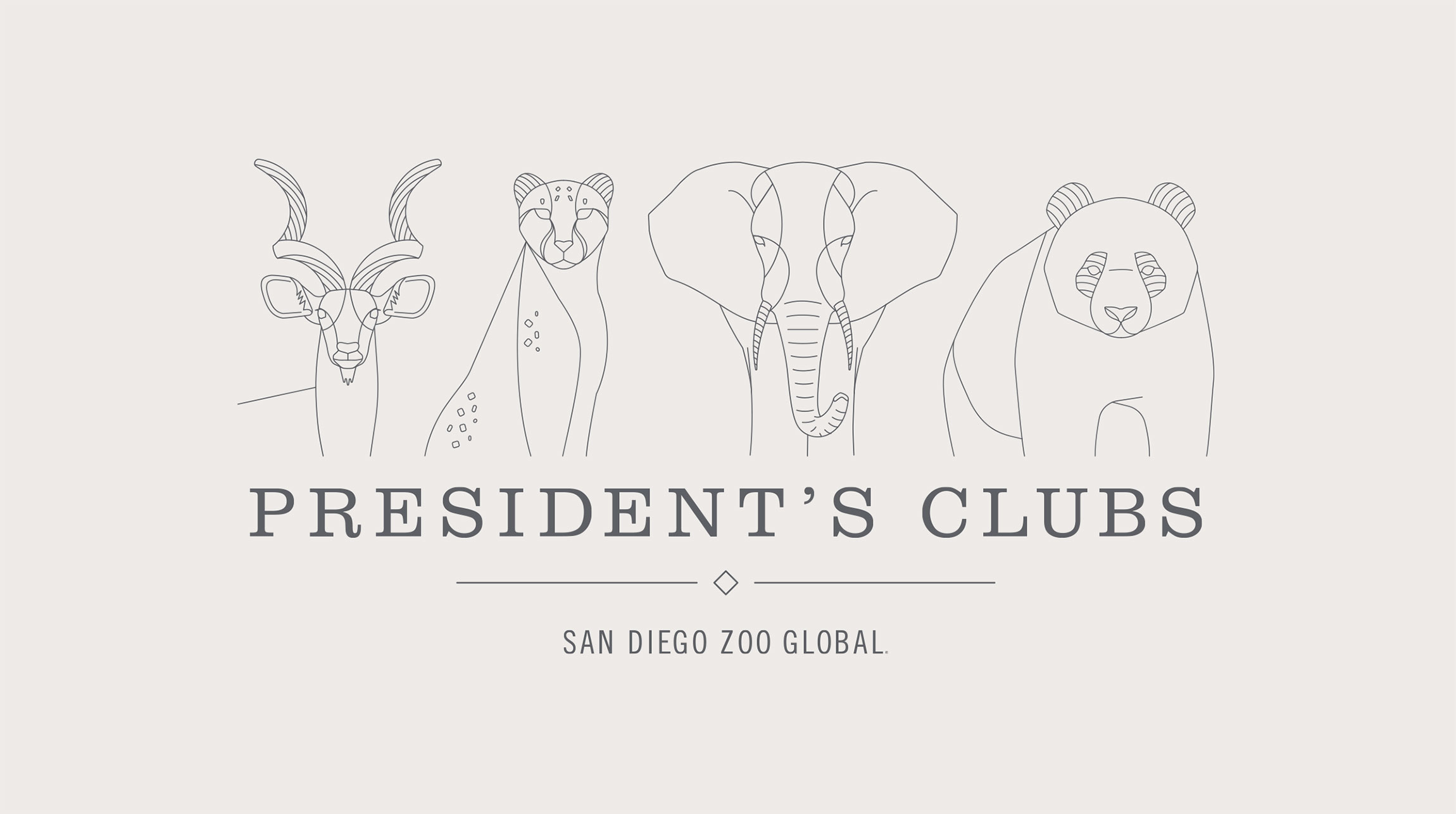San Diego Zoo President's Clubs Redesign