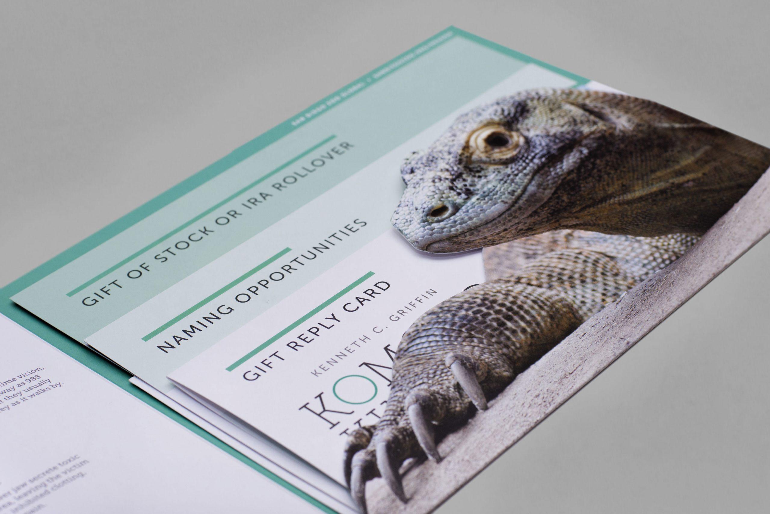 San Diego Zoo Komodo Kingdom Fundraising Appeal