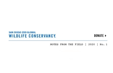 Design: Wildlife Conservancy Email No. 1